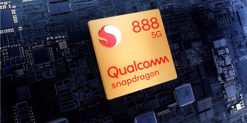 Snapdragon 888 da qualcomm, um dos possíveis processadores do novo console de jogos da qualcomm