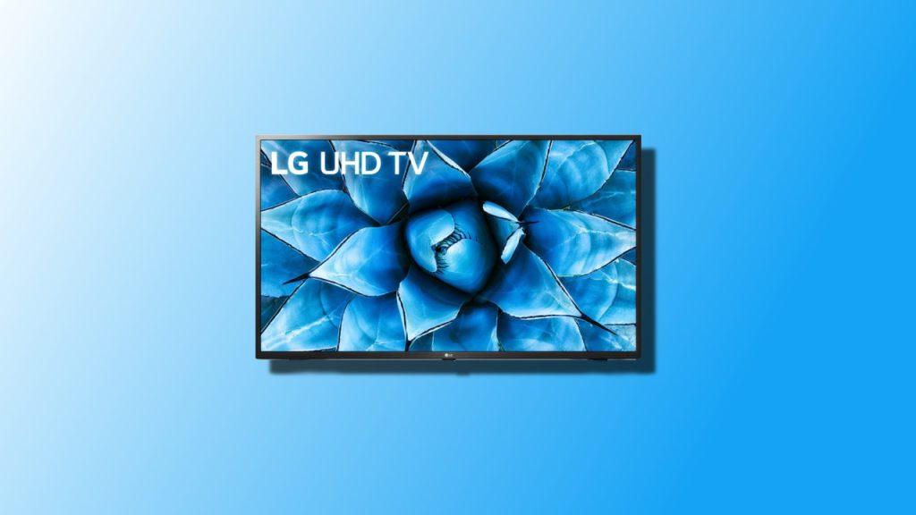 Smart tv lg uhd ai thinq é o primeiro dos descontos do mês do consumidor lg