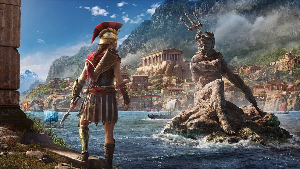 Assassin's creed: odyssey ultimate edition (-77%)