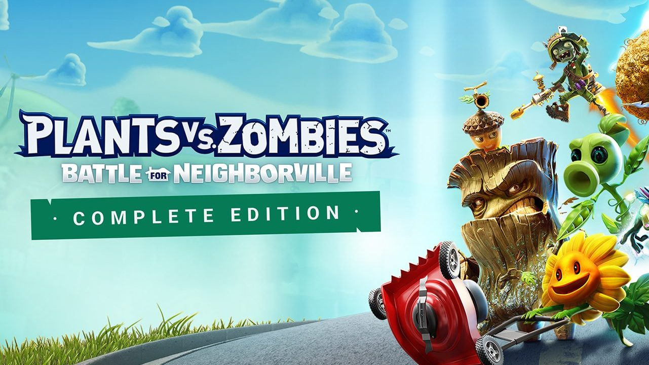 Imagem de capa; personagens do jogo posam para foto.