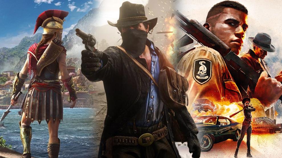 Melhores jogos para pc com até 87% de desconto. Dentre red dead redemption ii, a trilogia mafia, assassin's creed e hitman, confira quais são os melhores jogos para pc em promoção!