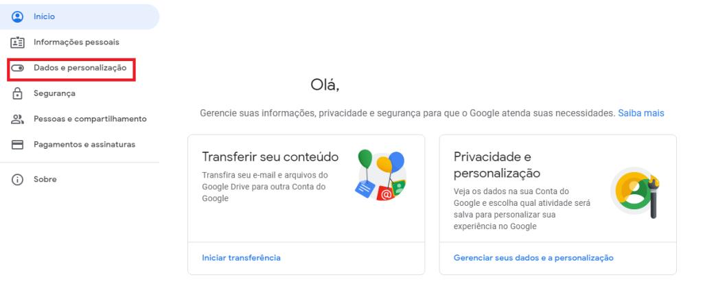 Veja tudo que o google sabe sobre você. De plataformas de pesquisa ao youtube, confira o que o google sabe sobre você e como preservar sua privacidade