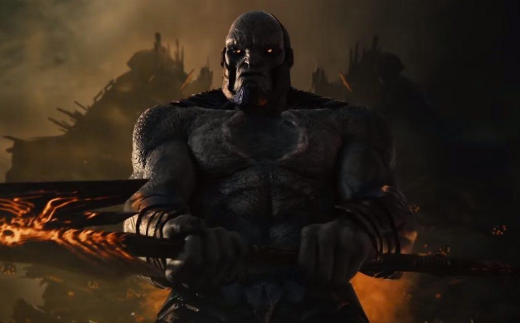 Darkseid em liga da justiça snyder cut