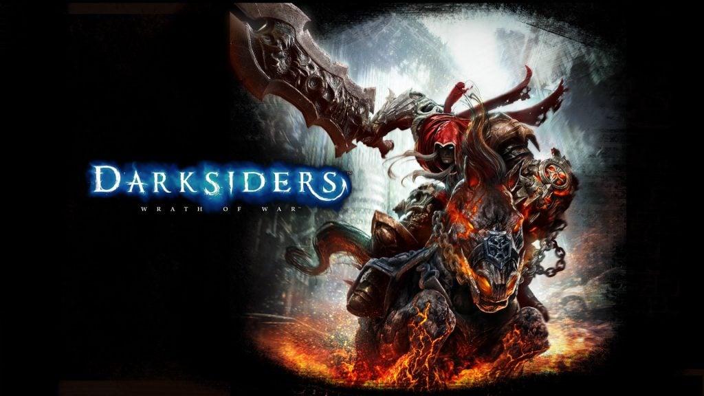 Darksiders está sendo repetido nos games with gold de abril.