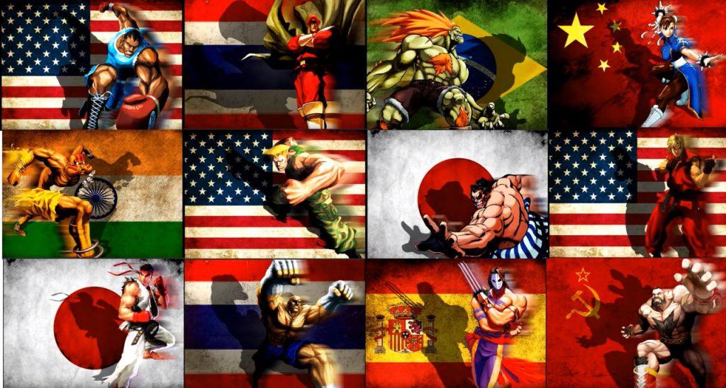 Os 30 anos de street fighter 2 marcam o começo de uma nova fase para os jogos de luta.