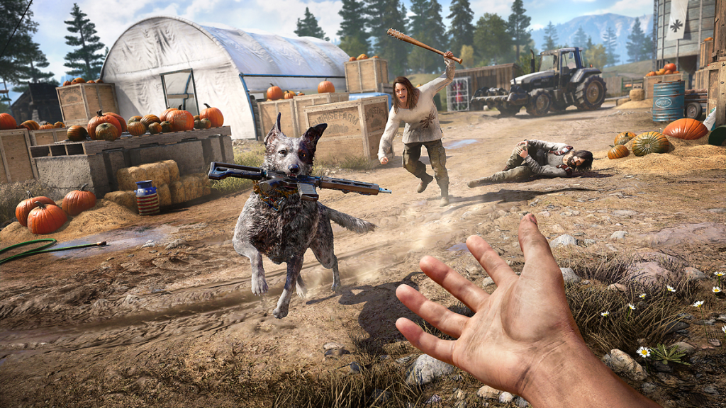 Far cry 5 gold edition + far cry new dawn deluxe edition (-82%)