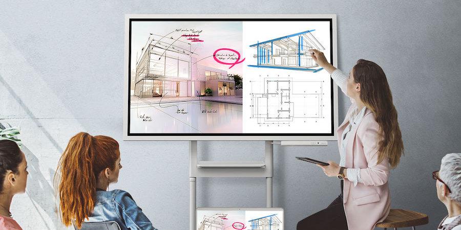 Samsung flip monitor