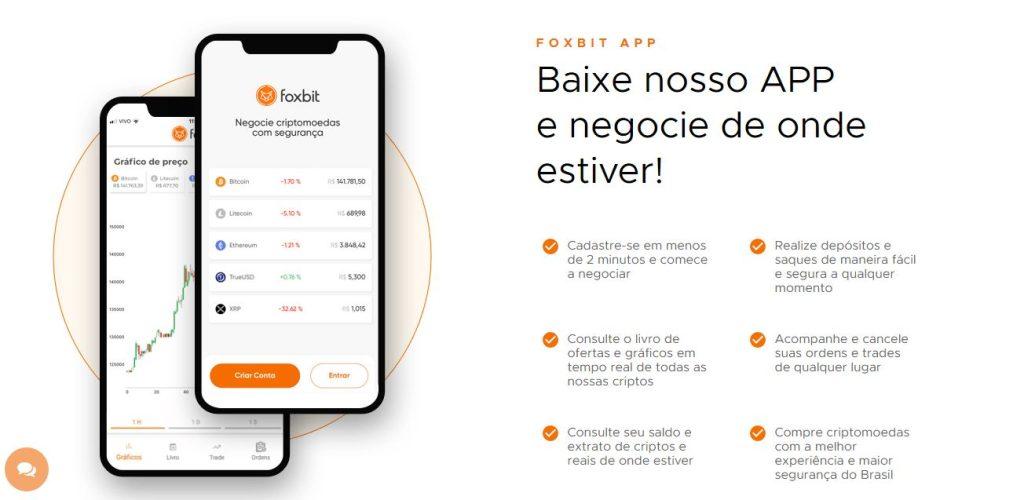 Foxbit app