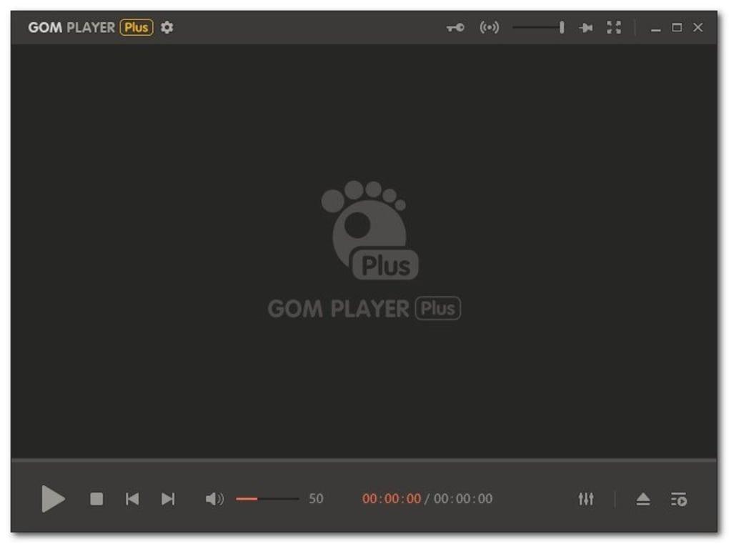 Reprodutores de vídeo: gom player
