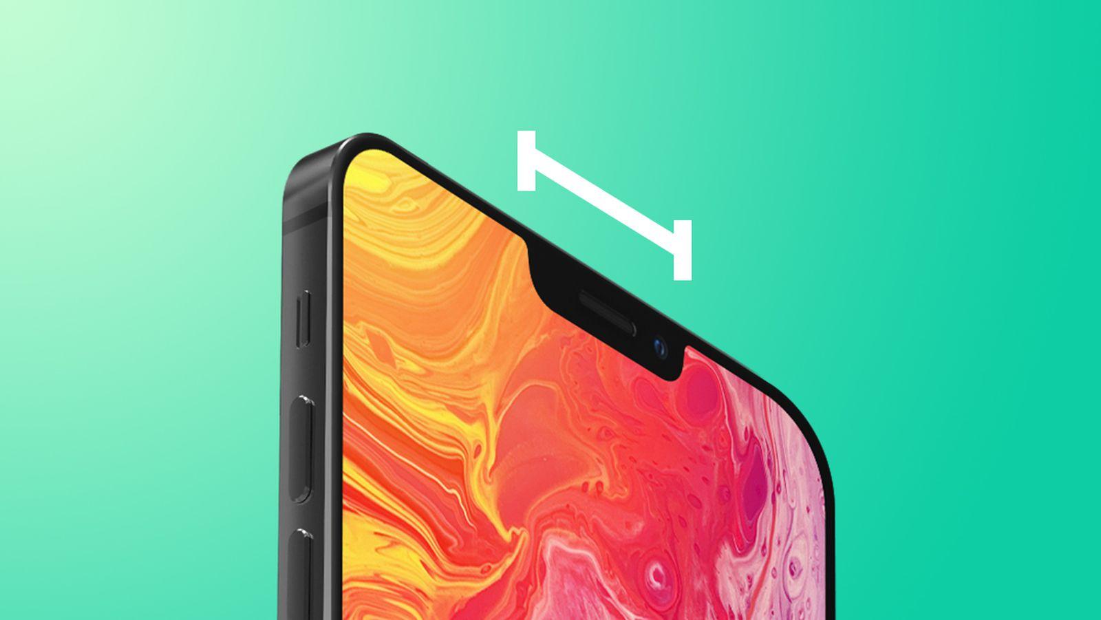 Imagens vazadas do iphone 13 mostram design com notch reduzido. Tela do novo iphone 13 pode ter um notch de tamanho reduzido, e modelo pro pode ter taxa de atualização de 120hz