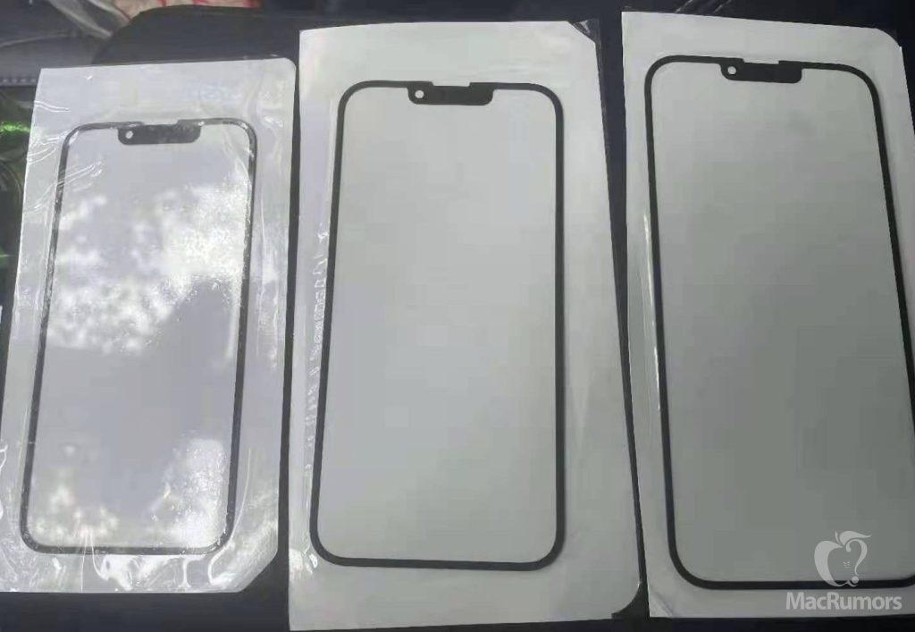 Telas do iphone 13 vazadas