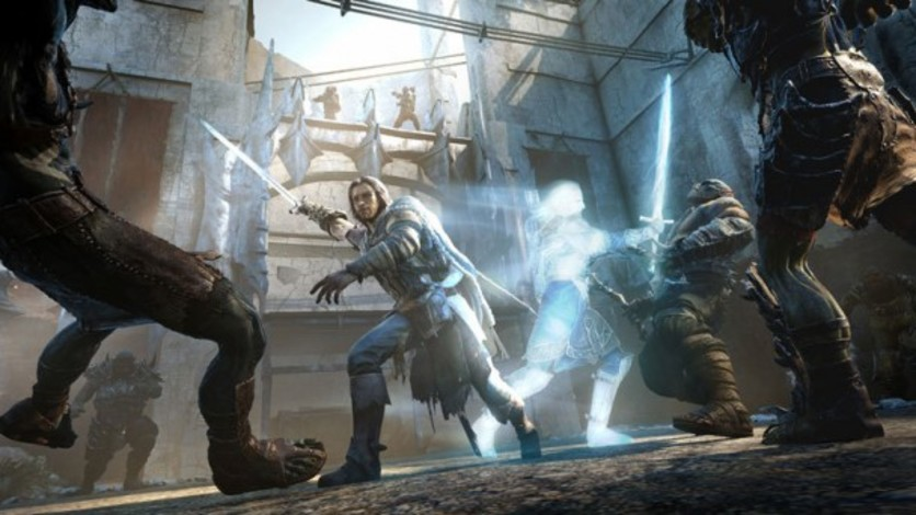 Middle earth: shadow of mordor goty edition (-64%)