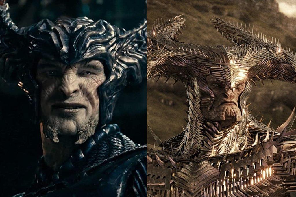 Comparação visual steppenwolf
