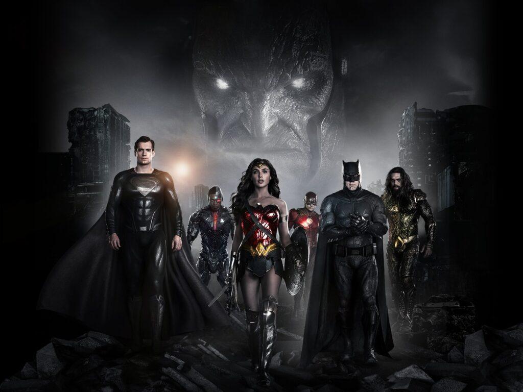 Liga da justiça snyder cut no showmecast
