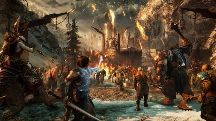 Middle earth: shadow of war definitive edition (-82%)