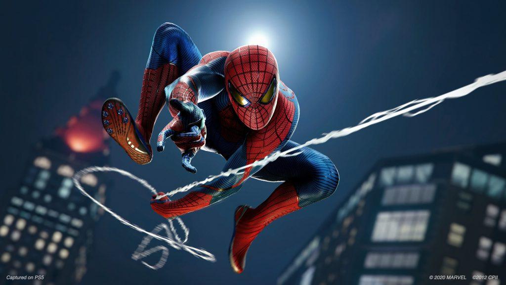 Um dosexclusivos de playstation devem chegar ao pc também pode ser o spider-man de ps4/ps5