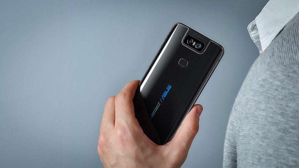 Le modèle à bascule Asus zenfone 8 remplacera le zenfone 7 récemment sorti