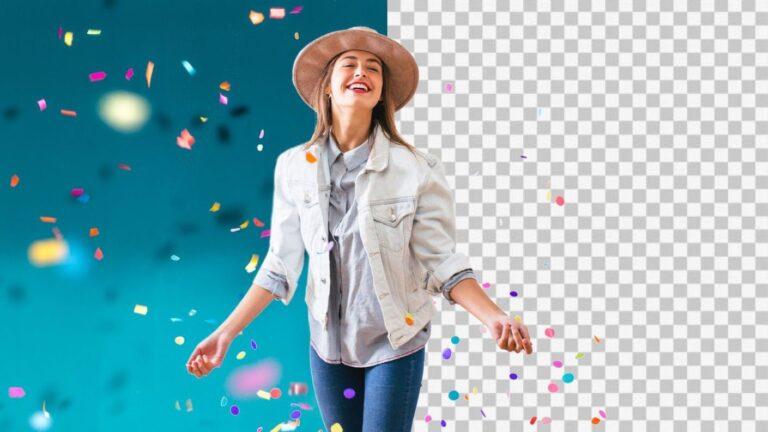 Como remover o fundo de fotos