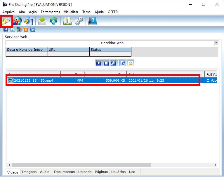 File sharing pro