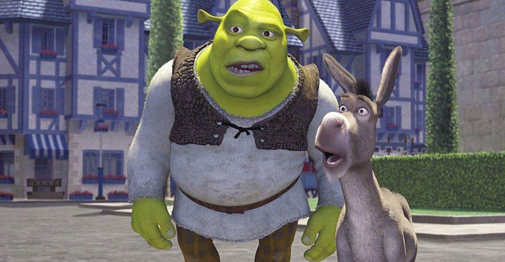 Shrek em dose dupla