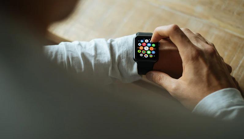 Apps em wearables
