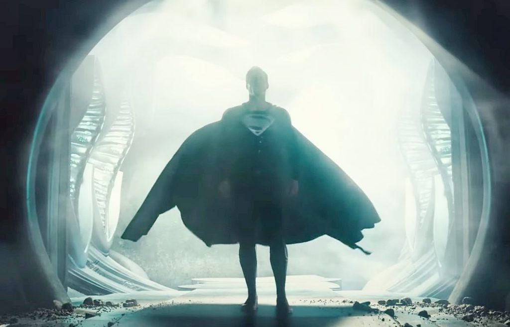 Superman em liga da justiça snyder cut