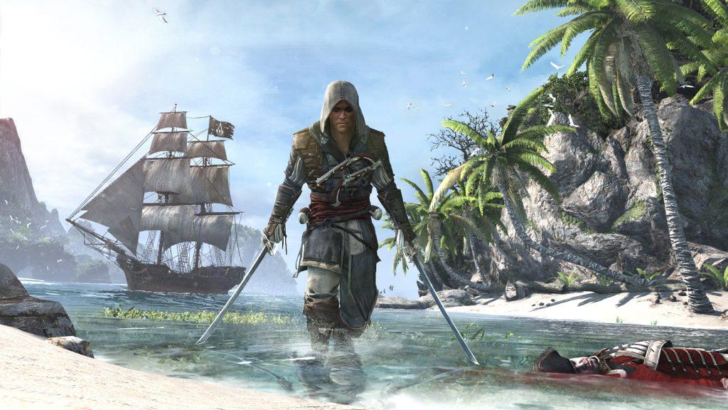 Assassin's creed iv: black flag (-70%)