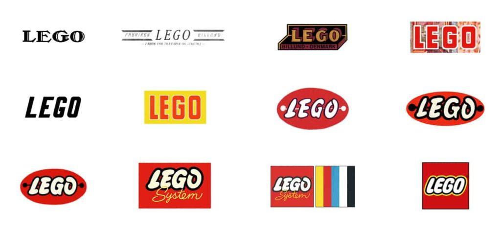 Logos da lego