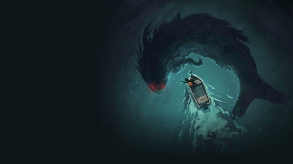 Monstro em sea of solitude, um dos melhores jogos indie de março