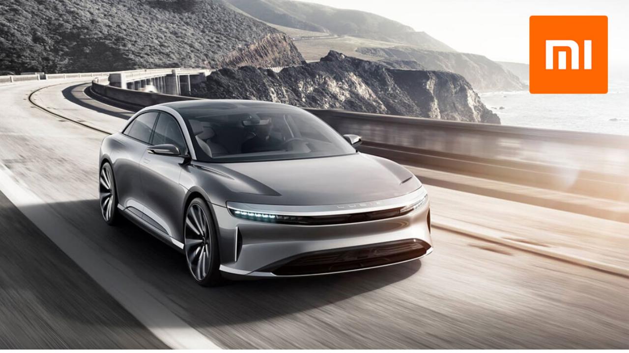 Produção de carros elétricos xiaomi