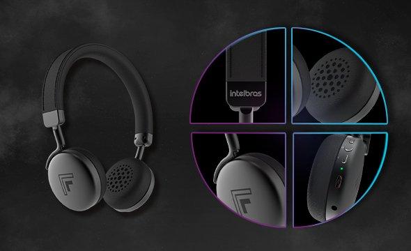 Headset bluetooth focus style 1