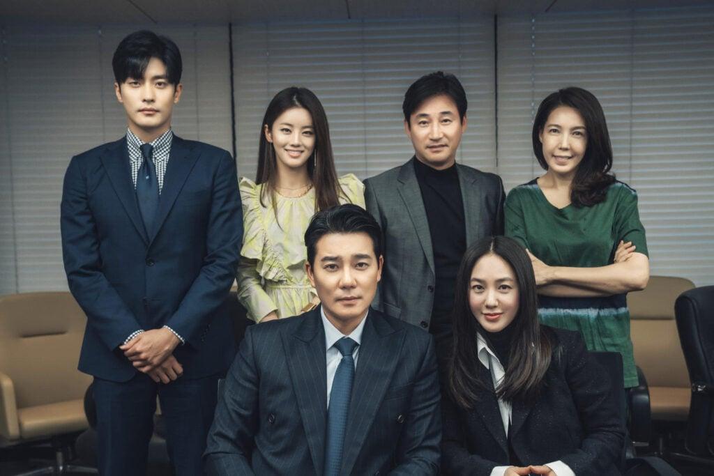 Trama sul-coreana foca no fim do relacionamento de 3 radialistas