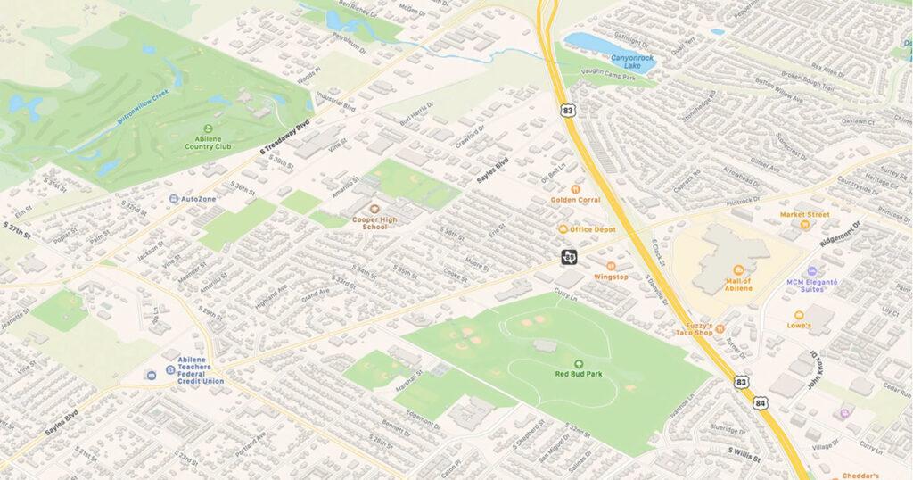 Apple maps nas tecnologias que falharam.