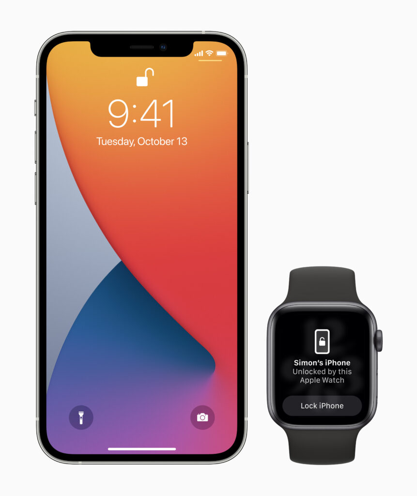 Iphone apple watch no ios 14. 5