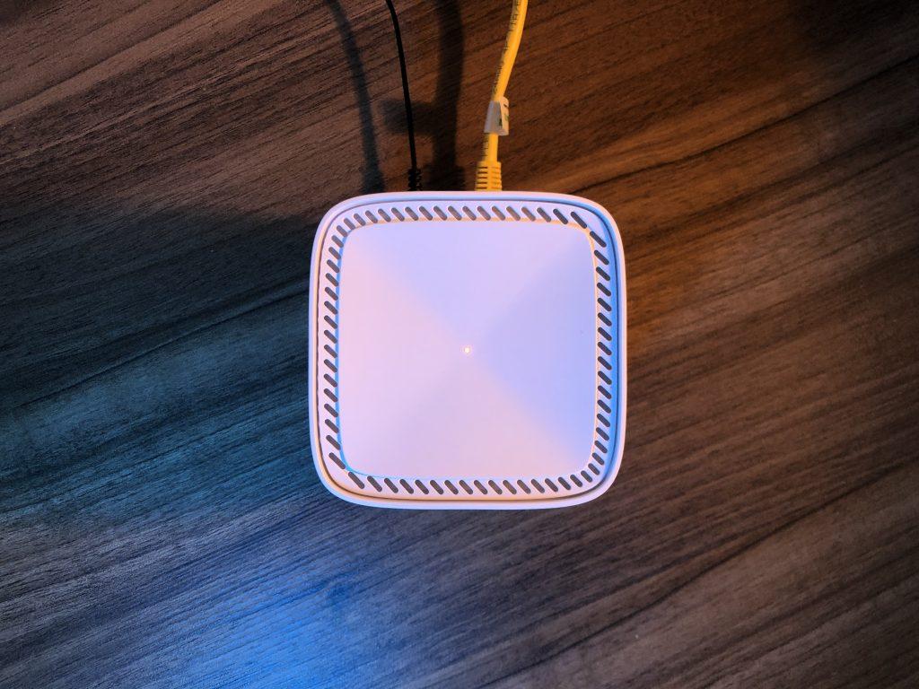 Dlink covr-1102 luz de led superior