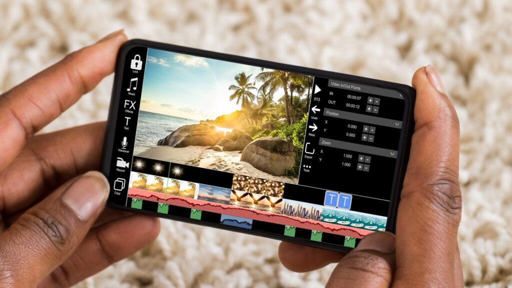 Melhores editores de vídeo para celular