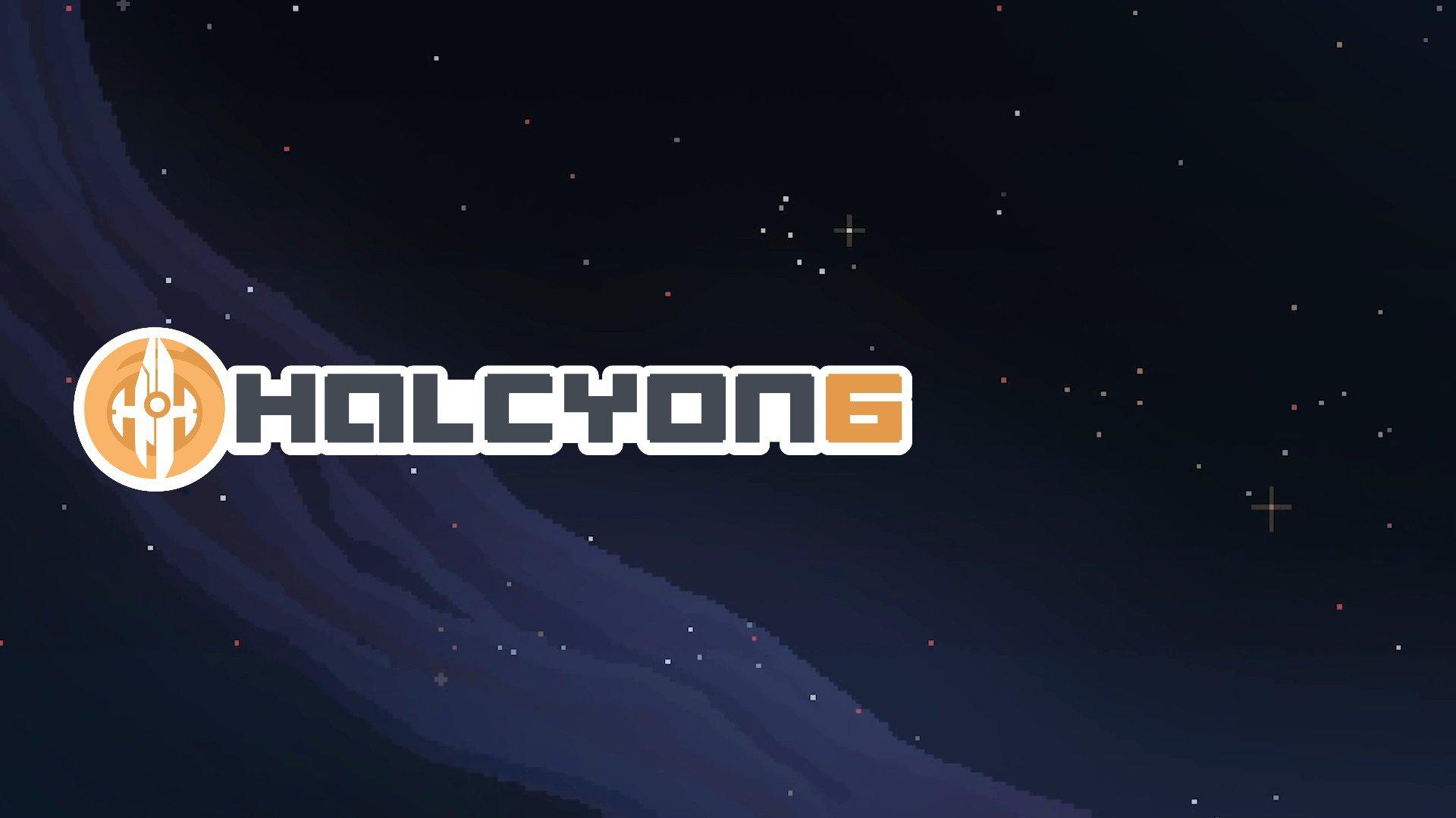 Halcyon 6 logo