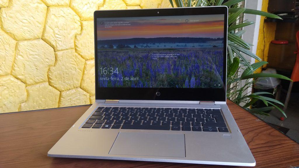 Conclusão hp probook x360 435 g7