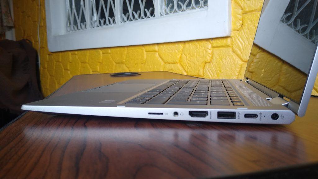Conectividade do hp probook x360 435 g7