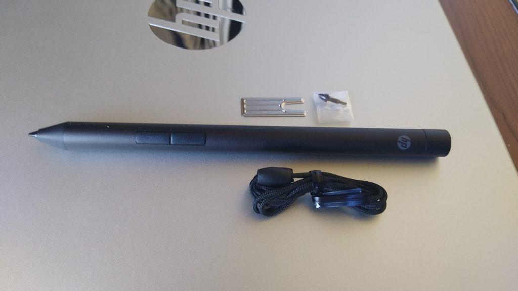 Caneta digitalizadora do hp probook x360 435 g7