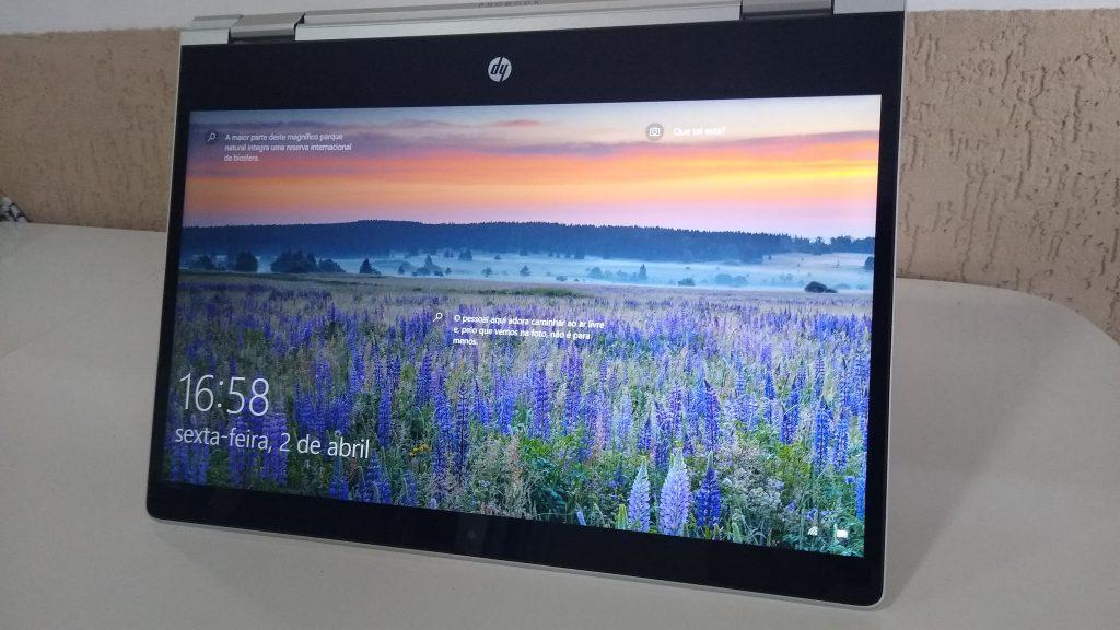 Modo tablet do hp probook x360 435 g7