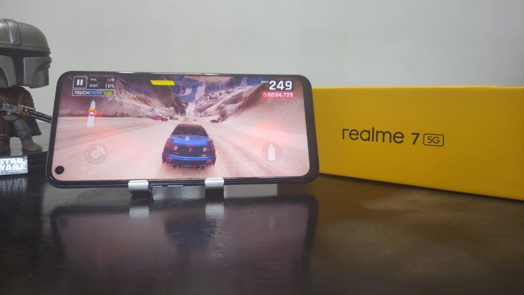 Review realme 7 5g
