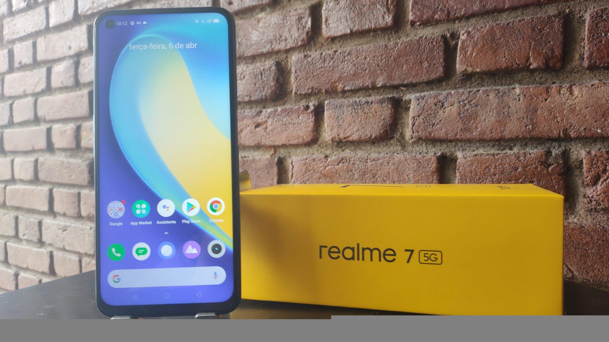 Review: realme 7 5g é o celular 5g mais acessível do brasil. Com a proposta de ser o smartphone 5g mais barato do brasil, o realme 7 5g chega com boas especificações e bateria com muito fôlego