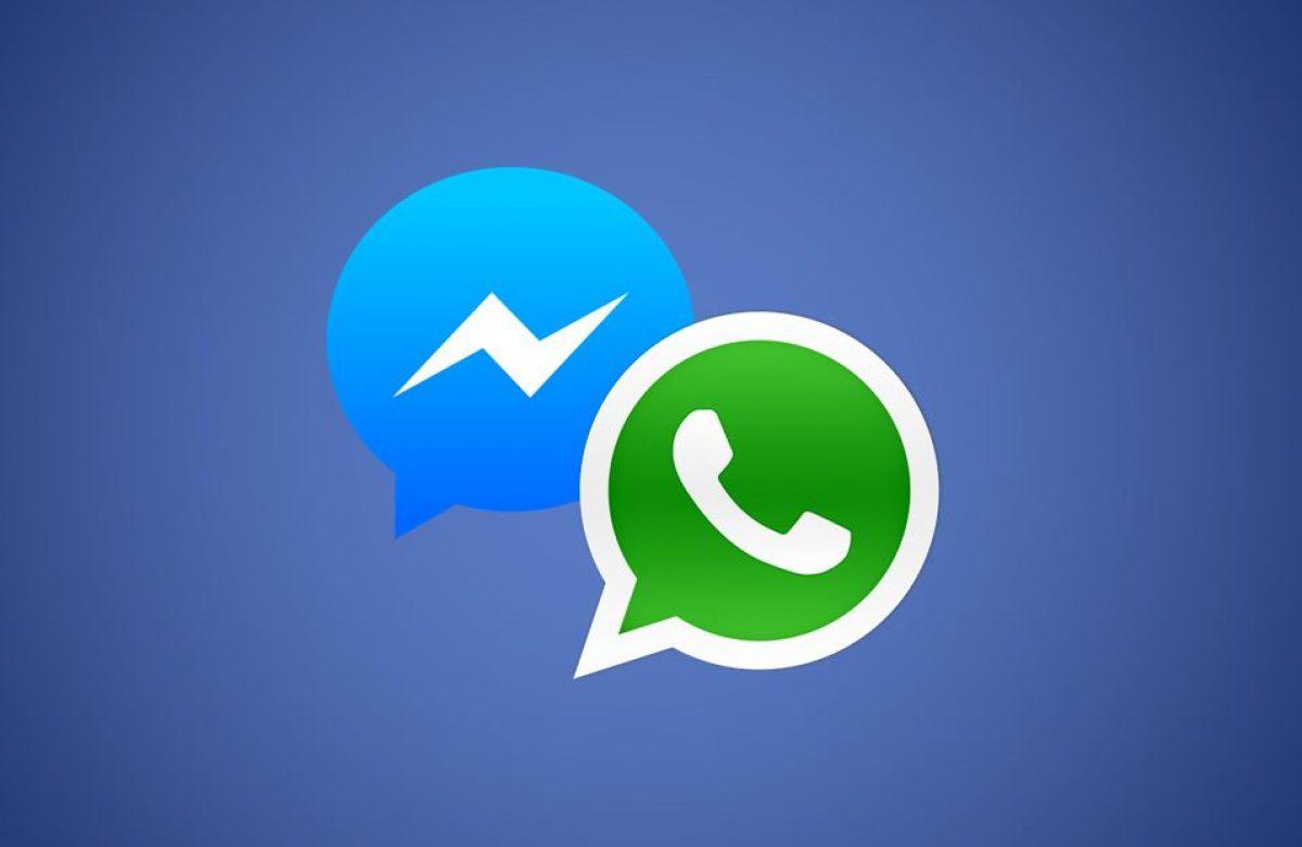 Integração entre whatsapp e messenger deve chegar em breve