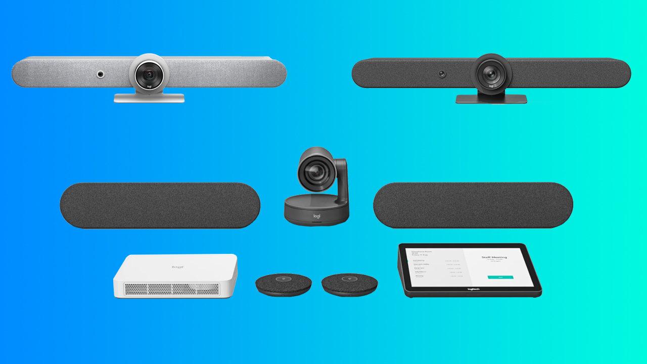 Novas câmeras para reuniões