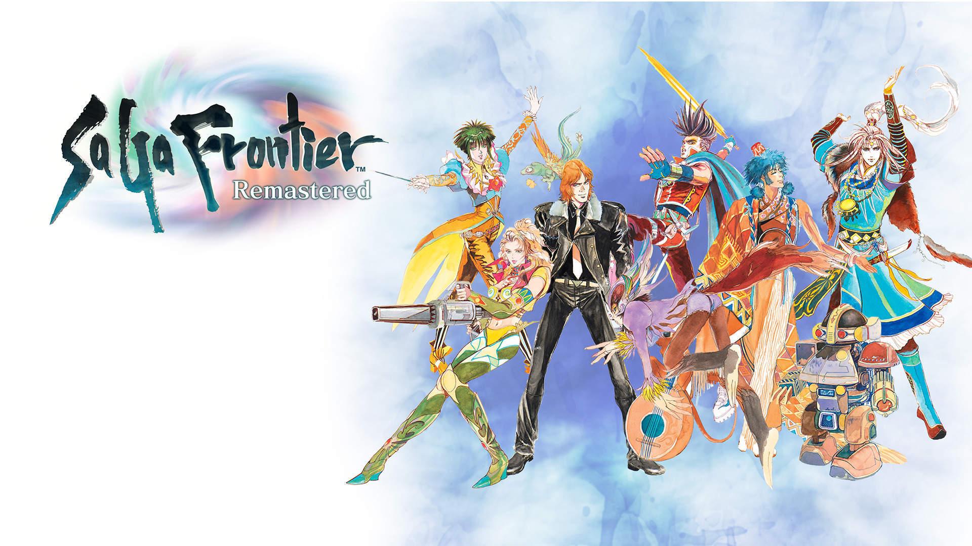 Review: saga frontier remastered, um desafiador jrpg. Saga frontier remastered possui oito personagens principais e é um bom e desafiador jogo de jrpg, apesar de não ser para todos os gostos