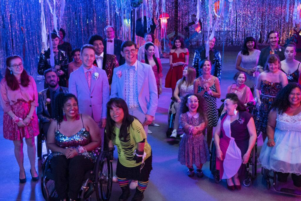 Elenco da série special inclui atores que, na vida real, possuem as mais diversas necessidades especiais