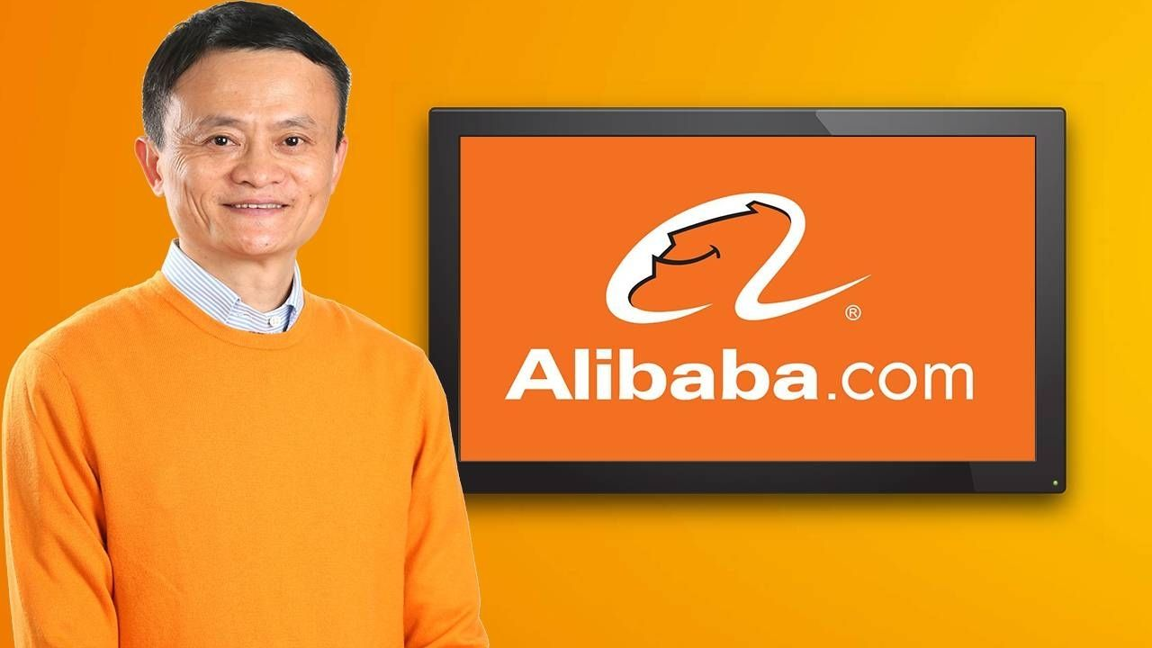 Jack ma cofundador do alibaba
