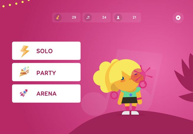 Songpop party ios