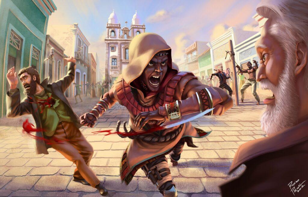 Assassin's creed no brasil pode ser realidade em novo jogo. Alain mercieca, roteirista de alguns dos jogos da série, revela que um novo jogo de assassin's creed no brasil é uma possibilidade - num futuro não tão distante